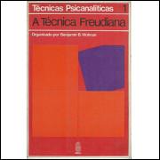 A Tecnica Freudiana / Benjamin B Wolman Org / 384