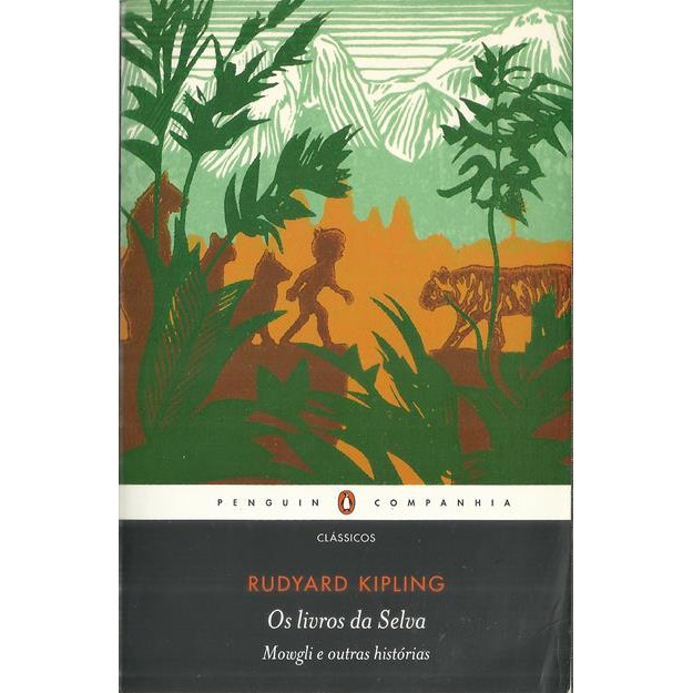 Os Livros Da Selva / Rudyard Kipling / 10405
