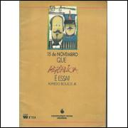 15 De Novembro Que Republica E Essa / Alfredo Boulos Jr / 592