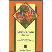 Contos e Lendas do Peru / Antonieta Dias de Moraes Adap / 1413
