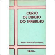 Curso de Direito do Trabalho / Amauri Mascaro Nascimento / 1512