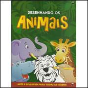 Desenhando Os Animais / Editora Vale Das Letras / 1592