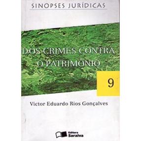 Dos Crimes Contra o Patrimonio / Victor Eduardo Rios Goncalves / 1719