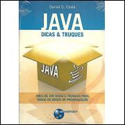 Java Dicas E Truques / Daniel G Costa / 2637