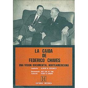 La Caida De Federico Chaves / Alfredo M Seiferheld / 2740