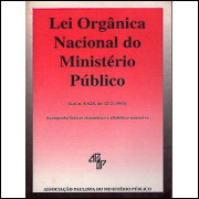 Lei Organica Nacional Do Ministerio Publico / Departamento de Legislacao / 2821
