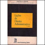 Licoes De Direito Administrativo / Cretella Junior / 2855