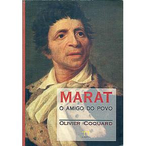 Marat O Amigo Do Povo / Olivier Coquard / 3026