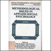 Methodological Issues In Applied Social Psychology Volume 2 / 3132