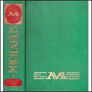 Dicionario Ilustrado Novo Michaelis Ingles Portugues Portugues Ingles Em 4 Volumes / 3402