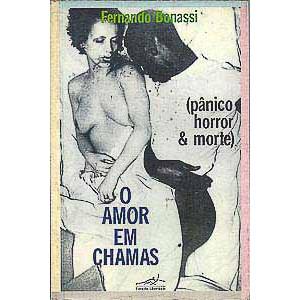 O Amor Em Chamas / Fernando Bonassi / 3430