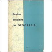 Revista Brasileira De Geografia No 1 Ano 29 / Ibge Conselho Nacional De Geografia / 4628