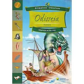 Odisseia / Homero Adap De Edy Lima / 3919