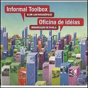 Oficina De Ideias Urbanizacao De Favela Informal Toolbox Slum Lab Paraisopolis / 3923
