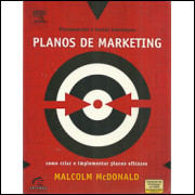 Planos de Marketing / Malcolm Mcdonald / 4229