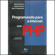 Programando para a Internet com PHP / Odemir M Bruno e Outros / 4391
