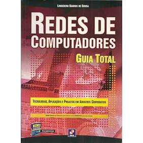 Redes De Computadores guia total / Lindeberg Barros De Sousa / 4536