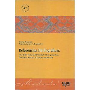 Referencias bibliograficas / Derna Pescuma e Antonio Paulo F de Castilho / 4541