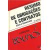 Resumo de Obrigacoes e Contratos / Maximilianus Claudio Americo Führer / 4606