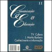 Revista Comunicacao e Educacao Nro 11 / Usp; Editora Moderna / 4693