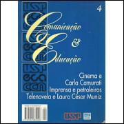 Revista Comunicacao e Educacao Nro 04 / Usp; Editora Moderna / 4695