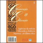 Revista Comunicacao e Educacao Nro 05 / Usp; Editora Moderna / 4696