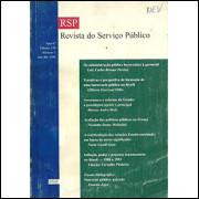 Revista Do Servico Publico ano 47 vol 120 nro 1 / Escola Nacional De Administracao Publica / 4777