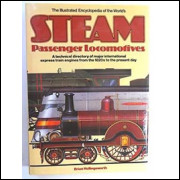 The Illustrated Encyclopedia of the Worlds Steam Passenger Locomotives / 5292