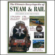 The Ultimate Encyclopedia of Steam and Rail / Colin Garratt and Max Wade matthews / 5323