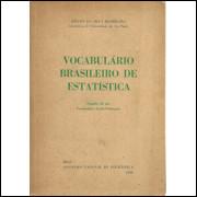 Vocabulario Brasileiro De Estatistica / Milton Da Silva Rodrigues / 5604