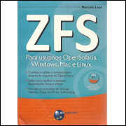 ZFS para usuarios OpenSolaris Windows Mac e Linux / Marcelo Leal / 5647