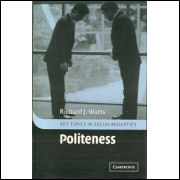 Politeness / Richard J Watts / 6294