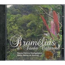 Bromelias De Santa Catarina - Livro Em Cd - Original / 6792
