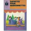 Saynetes Pour Marionnettes / Chantal De Marolles / 6919