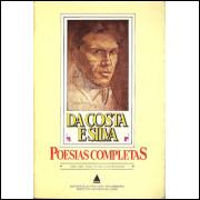 Poesias Completas / Da Costa E Silva / 6962