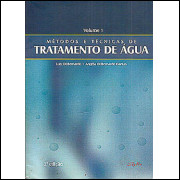 Metodos E Tecnicas De Tratamento De Agua Volume 1 / 7218