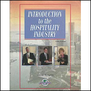 Introduction To The Hospitality Industry / Gerald W Lattin / 7788