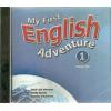 My First English Adventure Vol 1 Class Cd / 7816