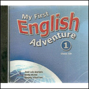My First English Adventure Vol 1 Class Cd / 7816