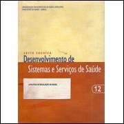 Sao Paulo Em Perspectiva - Vol 6 Out-dez 1992 No. 4 - Saude / Seade / 8336