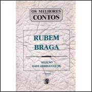 Os Melhores Contos De Rubem Braga / Rubem Braga / 8353