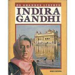 Indira Gandhi Colecao Os Grandes Lideres / Francelia Butler / 8388