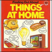 Things At Home Colecao Finding Out About / Eliot Humberstone / 8568