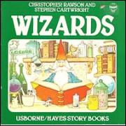 Wizards / Christopher Rawson; Stephen Cartwright / 8573