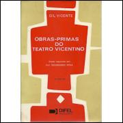 Obras Primas Do Teatro Vicentino / Gil Vicente / 8599