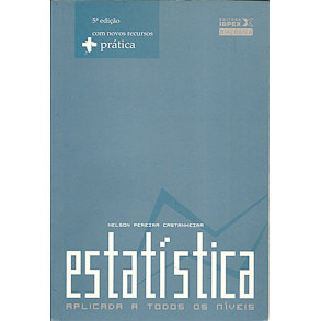 Estatistica / Nelson Pereira Castanheda / 8891