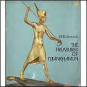 The Treasures Of Tutankhamun / I E S Edwards / 8628