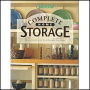 Complete Home Storage / Sunset Books / 8779