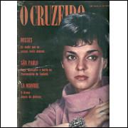 Revista O Cruzeiro - 2 Setembro 1961 / Empresa Grafica O Cruzeiro / 8849