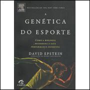 A Genetica Do Esporte / David Epstein / 8885